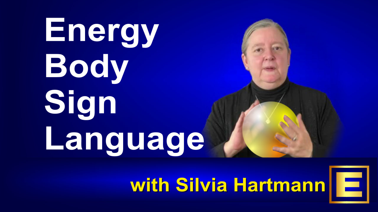 Energy Body Sign Language with Silvia Hartmann