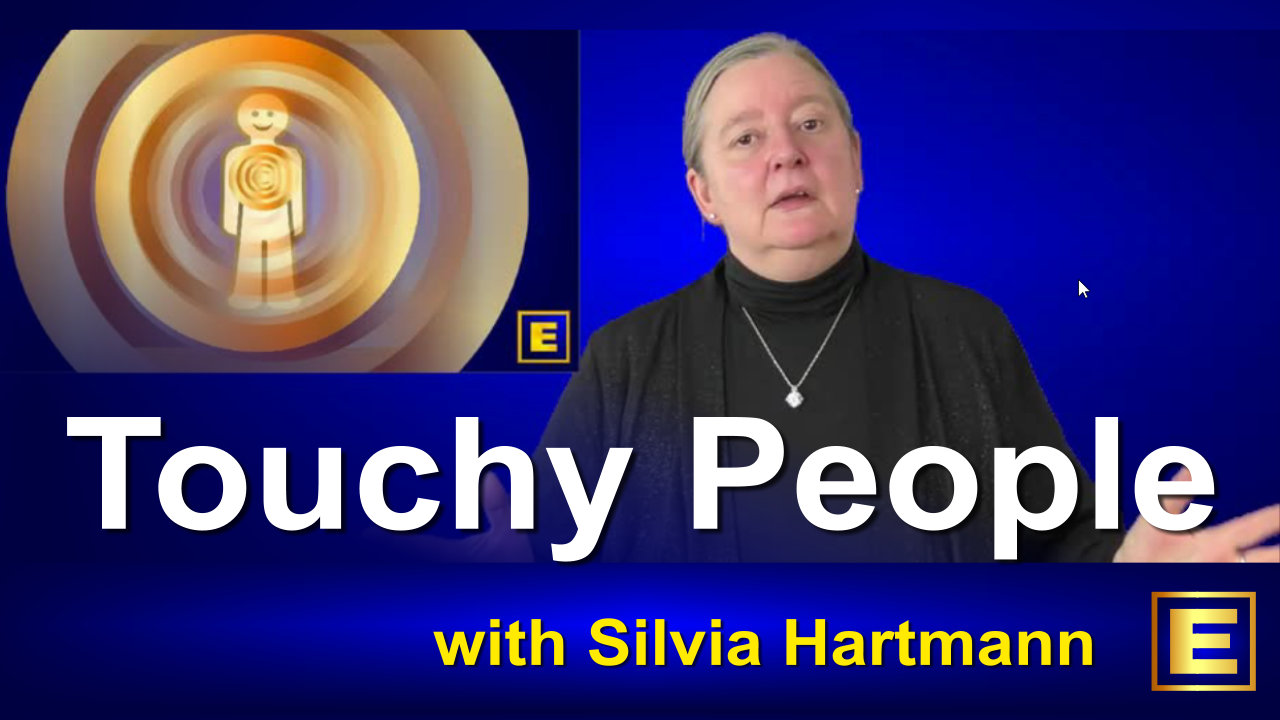 Touchy People with Silvia Hartmann